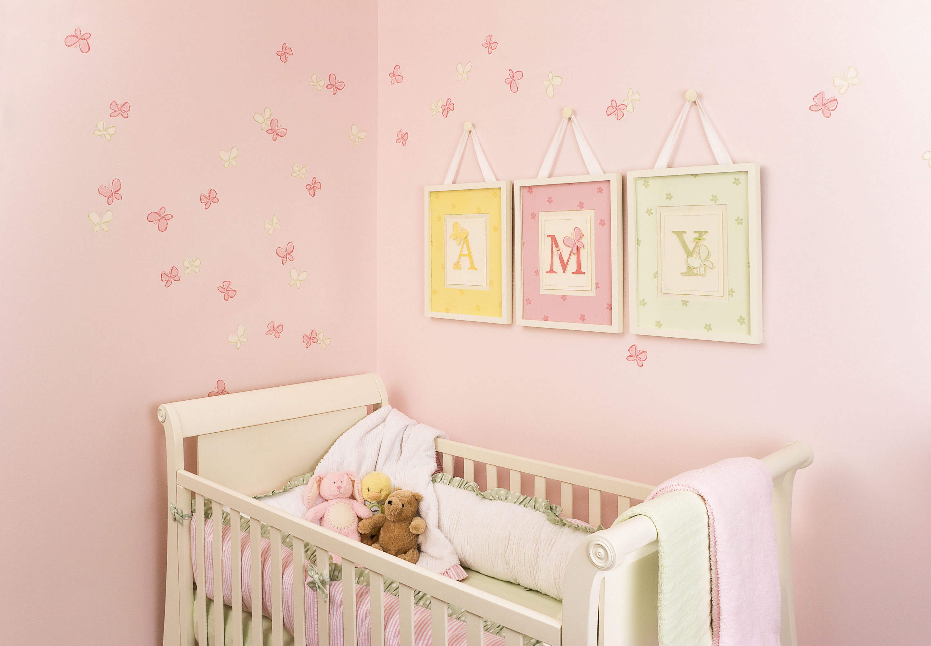 Wall Art Decor Nursery : Nursery wall art best baby decoration