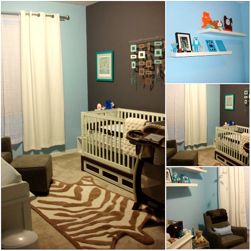 Design Reveal: Cool Baby Boy « Project Nursery