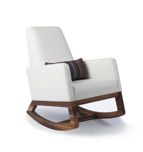Monte Design White Joya Rocker