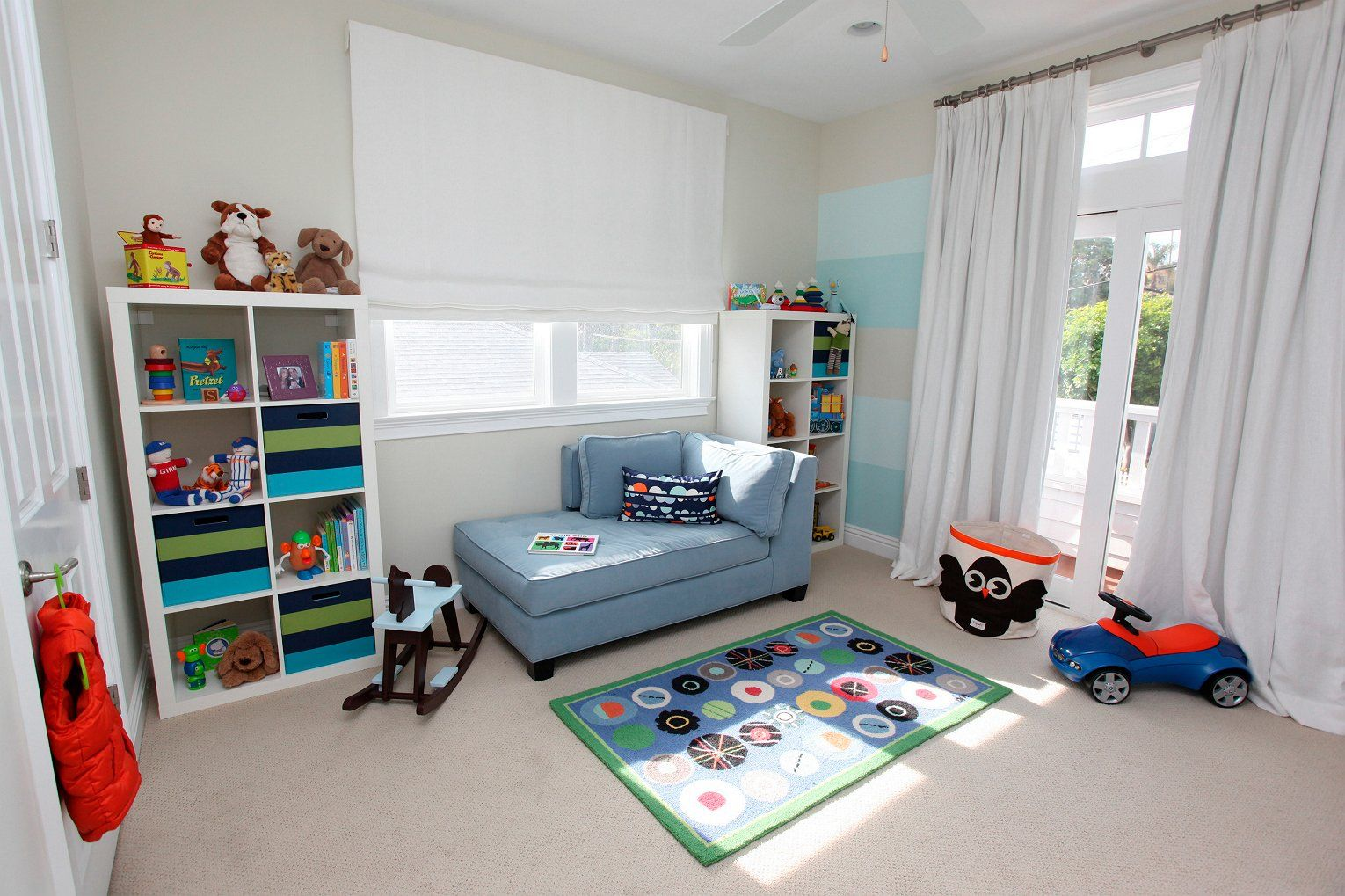 Cute A Transitional Toddler Room
