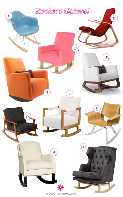 Case study arm shell rocker by modernica 2 rapson rapid rocker by