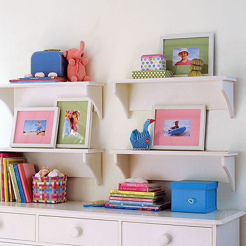 Kid Storage in Small Spaces