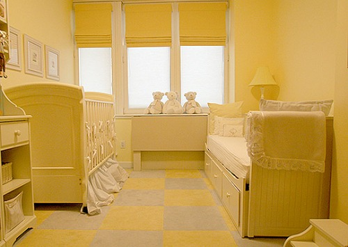 The Anthropologie Rug In This Nursery Steals Show Texture And Pattern Make It Wow Factor Of Room