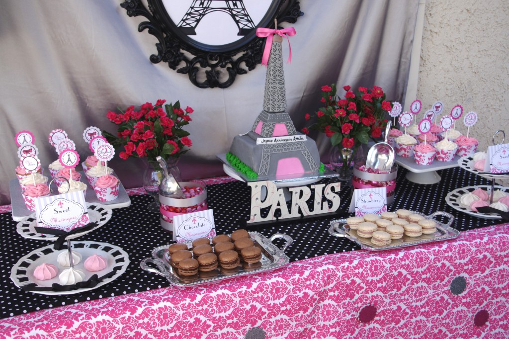 Paris Princess Soiree