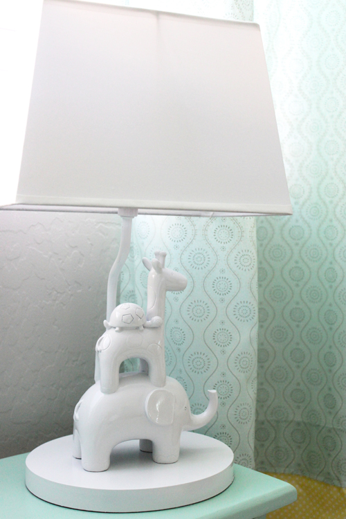 DIY: Make a Nursery Lamp Meet Your Ideal - Project Nursery