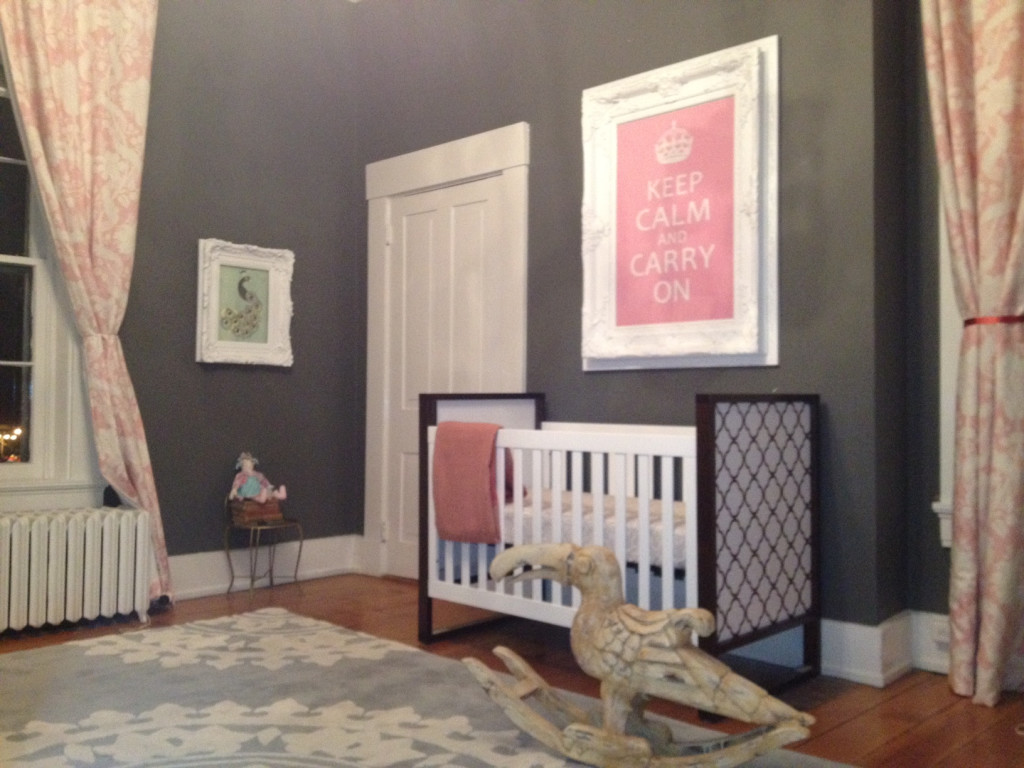Calm Elegance Nursery