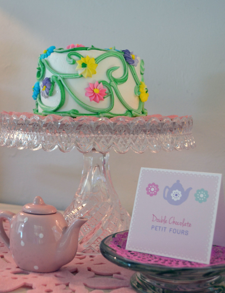 Sweet Tea Party Birthday 16