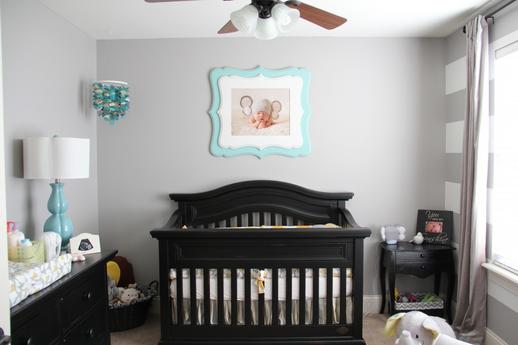 Baby d 39 s gender neutral nursery project nursery - Baby nursery neutral colors ...