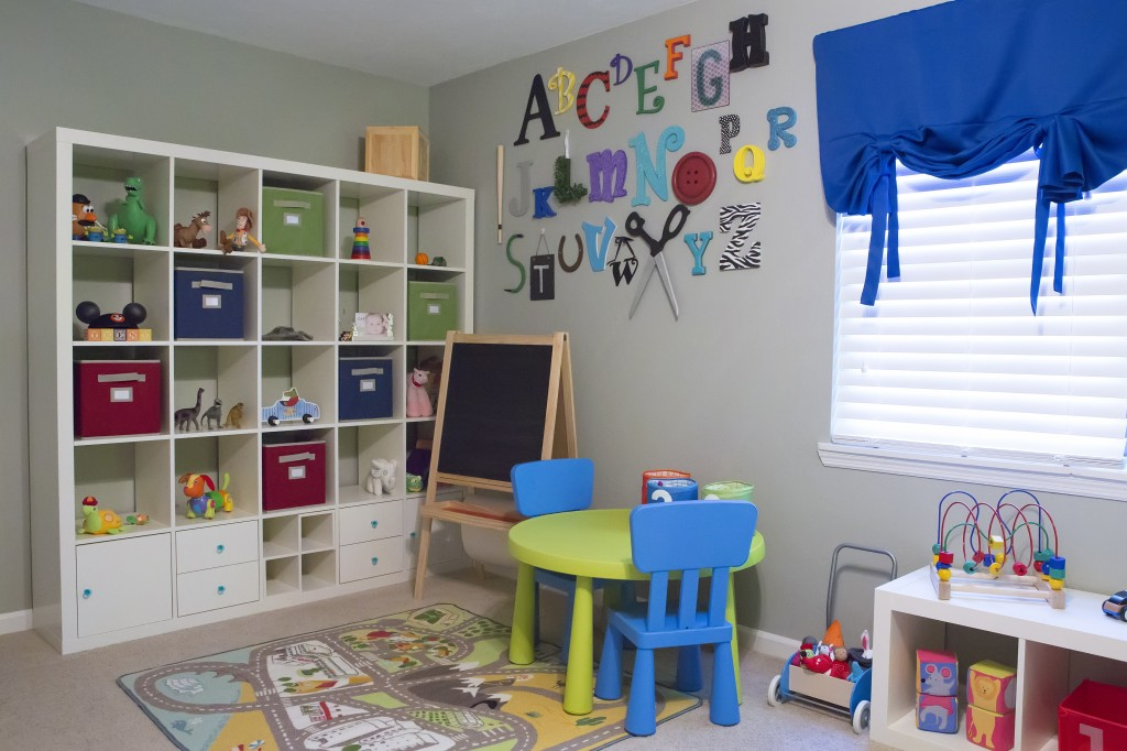 disney and toy story inspired nursery and play room project nursery