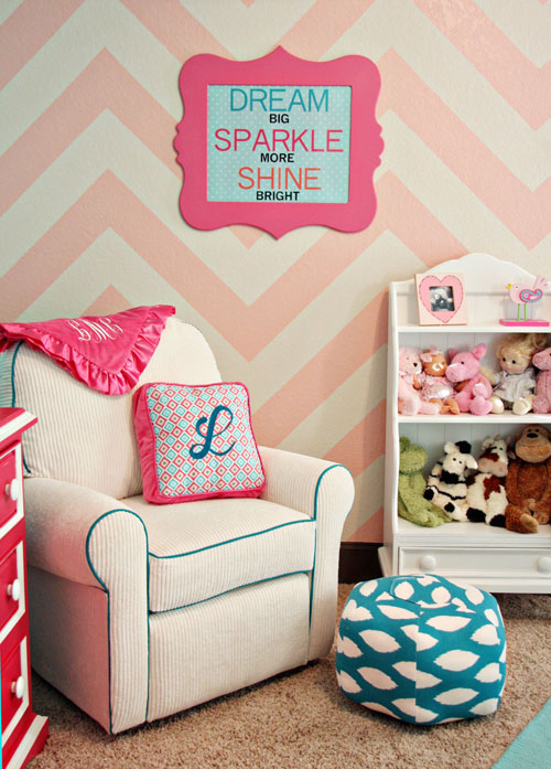 if you re looking to recreate the same chevron look in your nursery