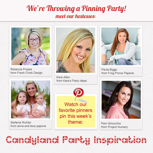Pinterest Pinning Party