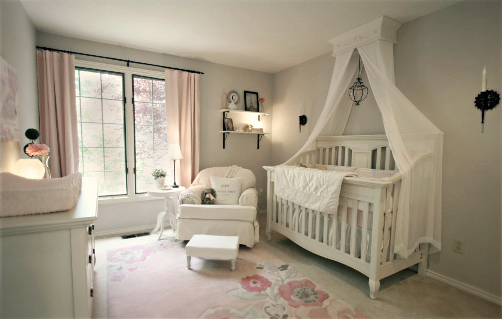 Claireu0027s Nursery by Ivy & Gallery Roundup: Crib Canopies