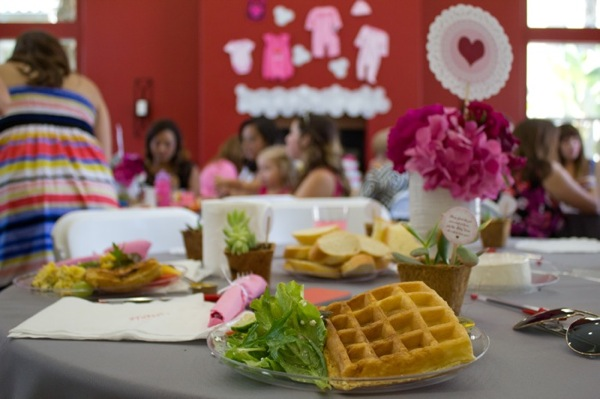 Made with Love Baby Shower Brunch / JustLovelyEvents.net / NickGPhotography.org