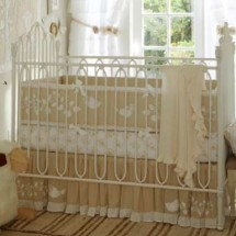 Pottery Barn Kids Organic Crib Set