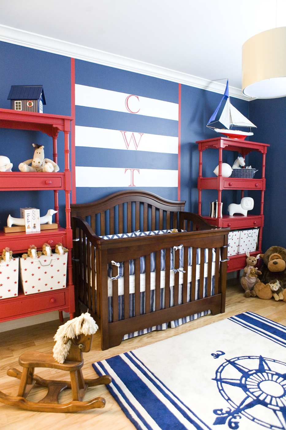 Nautical Themed Bedroom Decor: Behind The Scenes With HGTV's Erinn Valencich