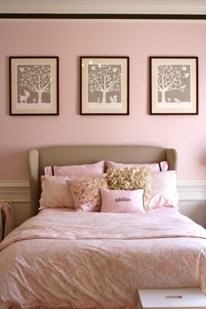 Quot Big Girl Room Quot In Pink Project Nursery