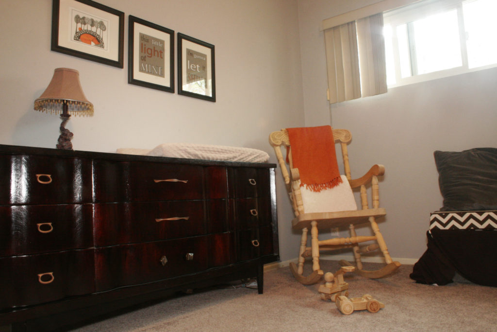Changing Table and Rocker