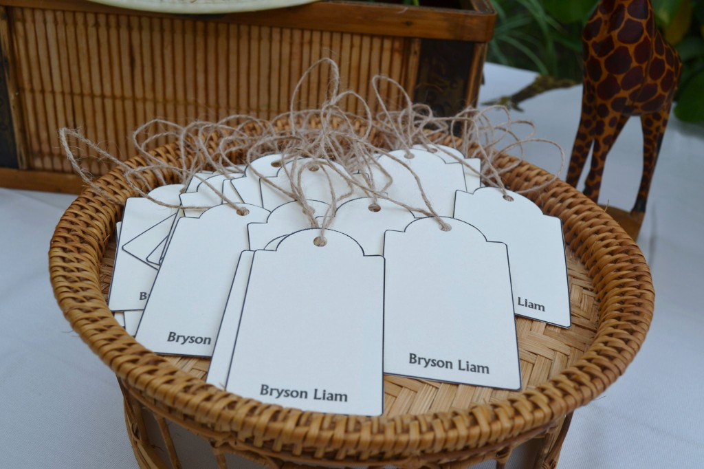 Wish Tree Tags