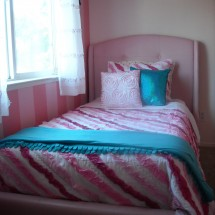 Candy Striped Room