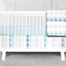 Olli & Lime Forrest Crib Bedding