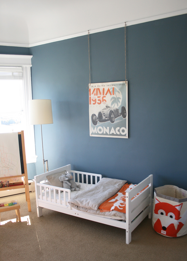 Hugo 39 S Playfully Grown Up Big Boy Room Project Nursery: colors for toddler boy room