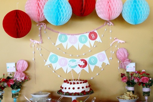 Baby shower banners diy sweepstakes