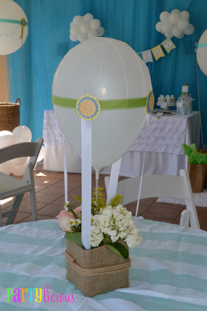 Up Up And Away Baby Shower Project Nursery