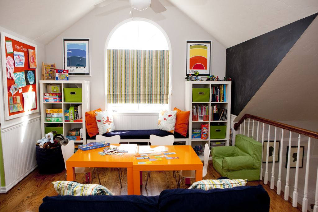 Design Reveal: Budget-Friendly Playroom