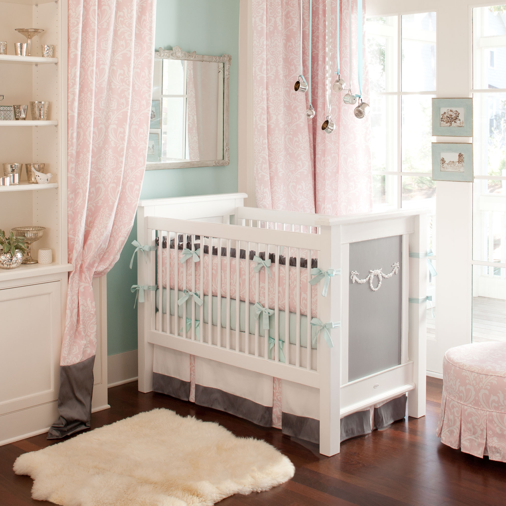 Light blue bedding for girls - The Latest Trends In Baby