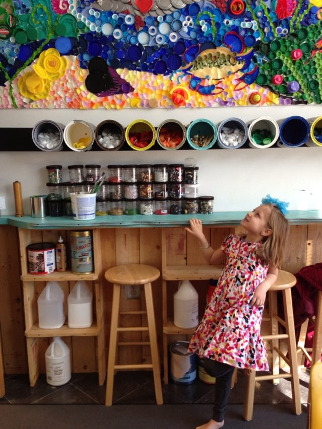 7th Birthday Party, Art Painting Theme