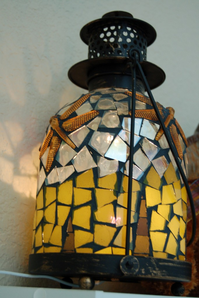 GiGi's Retreat Lamp