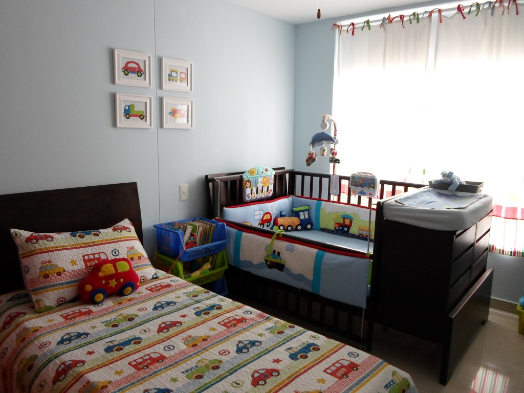 Gallery roundup baby and sibling shared rooms project Bedroom ideas for boys