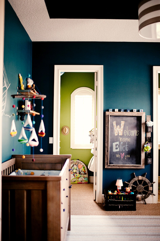 bright and bold kids rooms project nursery