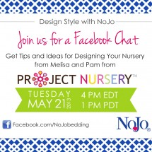 NoJo Facebook Q&A with Melisa and Pam
