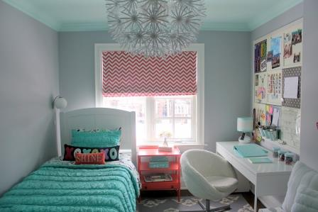 Pretty Tween Bedroom - Project Nursery