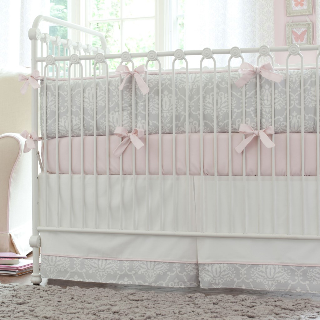 pink-and-gray-damask-crib-bedding_large