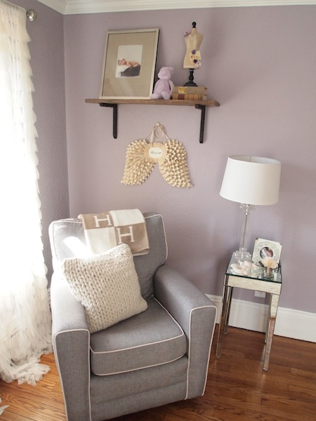 Purple and Gray Modern Glamour 2