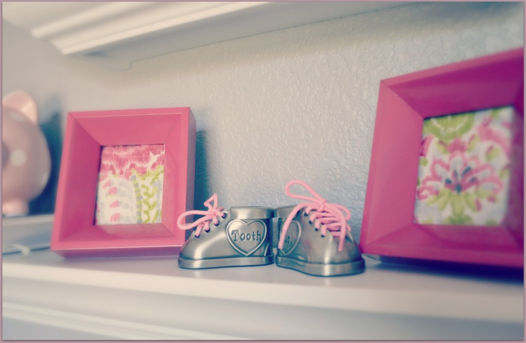 Pink and Gray Nursery 6