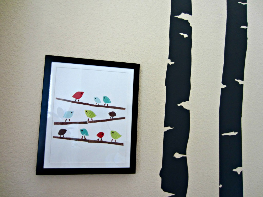 Immersion in Nature Nursery Wall Art