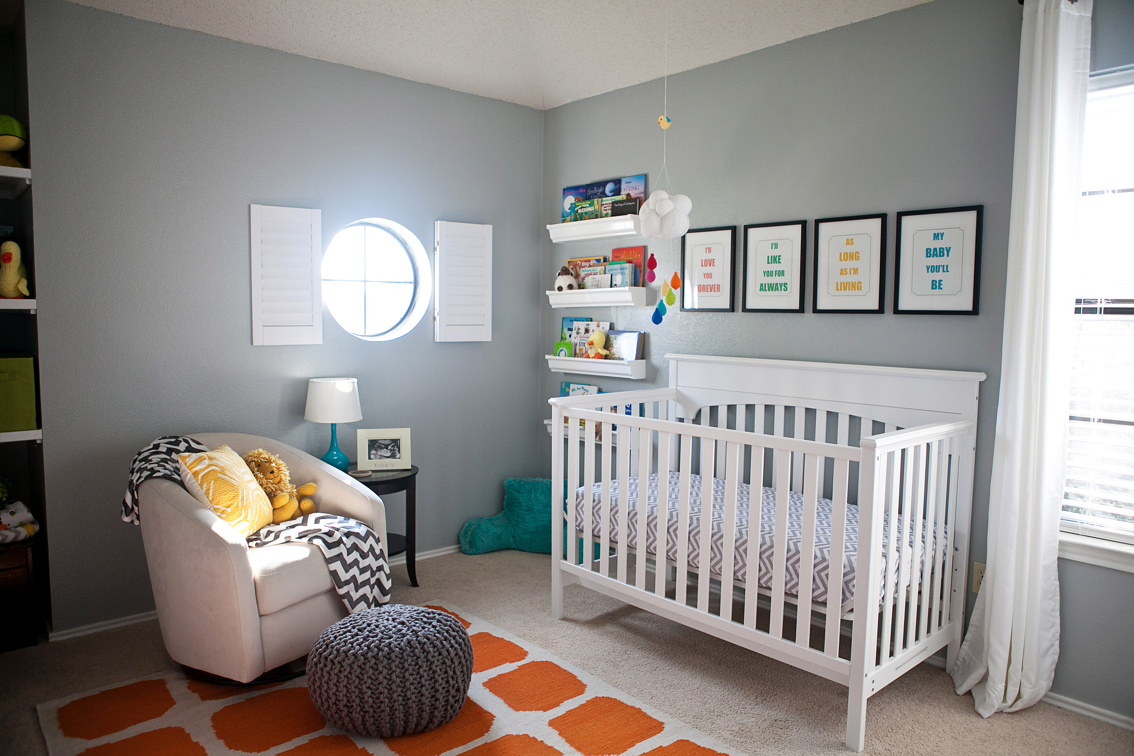 Peeper S Place Project Nursery