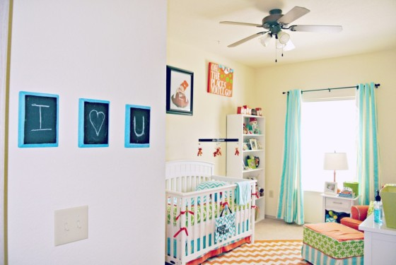 Bright and Cheerful Nursery - Project Nursery