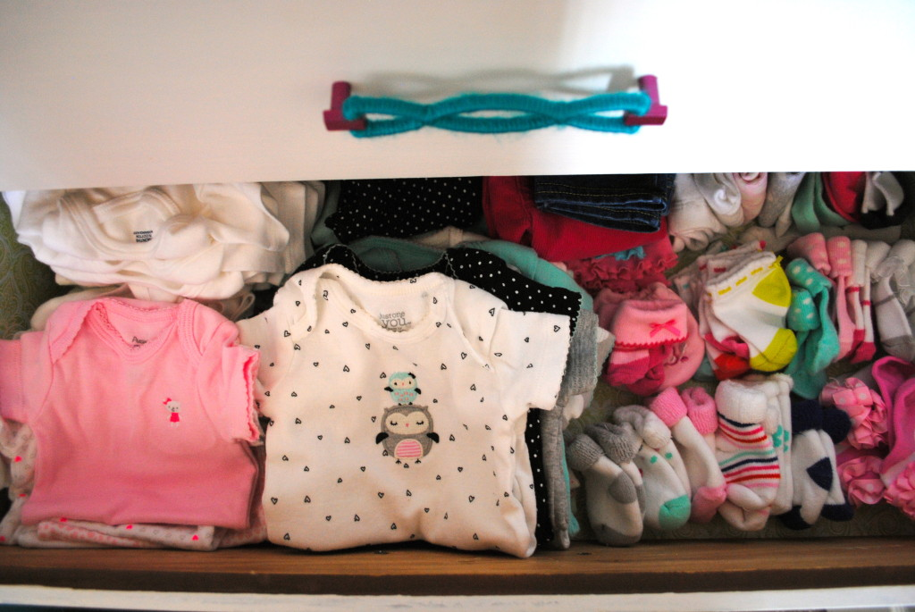 Girl Eclectic Nursery Clothes