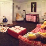Eclectic Economic Boy Nursery Room View