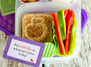 Lunch Box Notes - Project Nursery