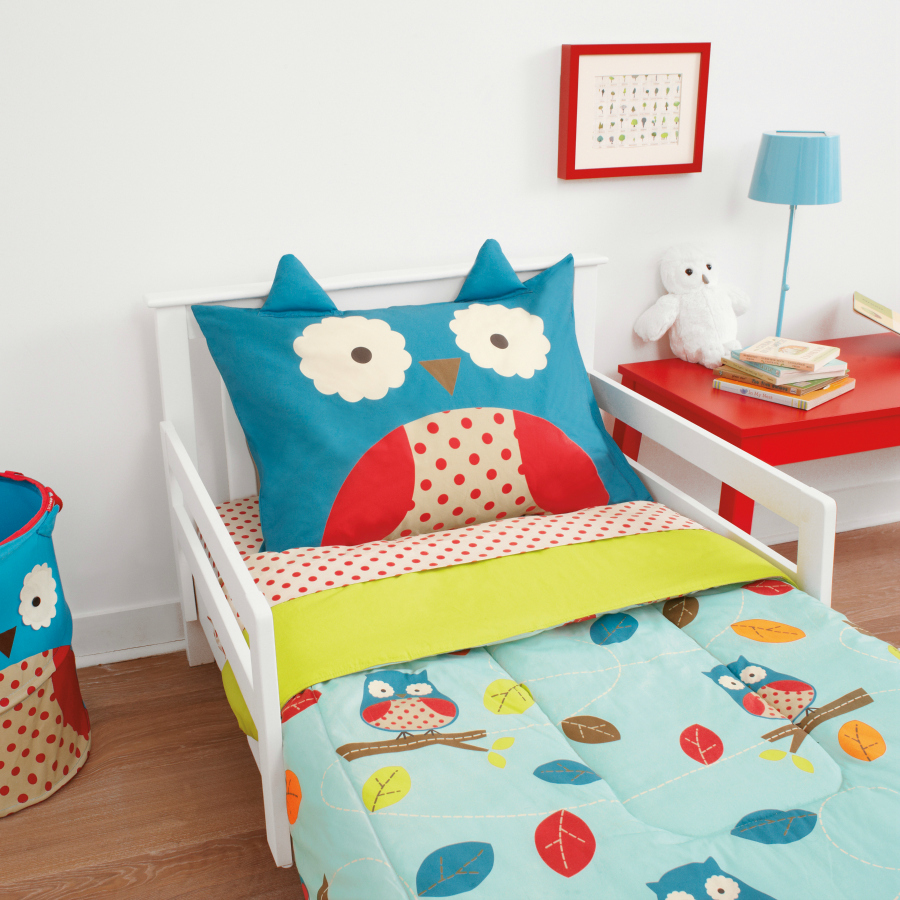 Owl Toddler Bedding Skip Hop - Project Nursery