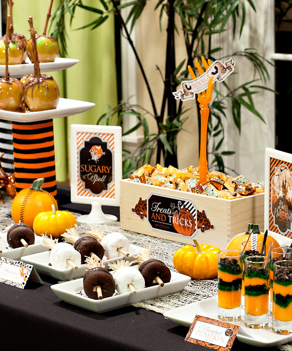 Free Halloween Printables from Hostess with the Mostess