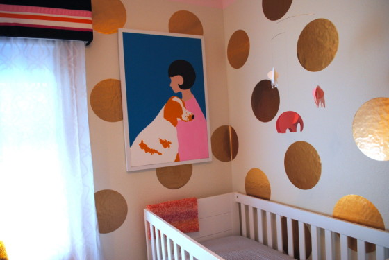 Polka Dot Room