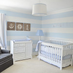 Nautical Baby Nursery Decor