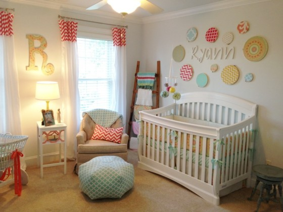 Colorful Eclectic Nursery - Project Nursery