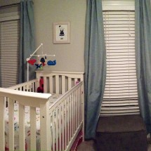 Twin Nautical Nursery